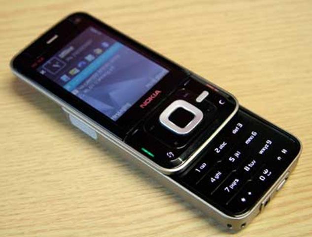 Nokia N81 and Nokia N81 GB: Store more. Enjoy more   Technobird's ...